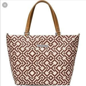 NWT! Petunia Pickle Bottom Altogether Tote